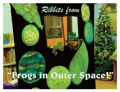 Frogs in Outer Space