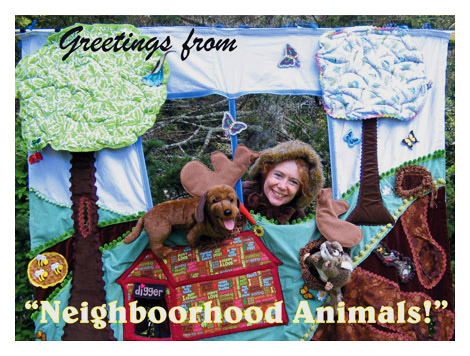 Neighboorhood Animals